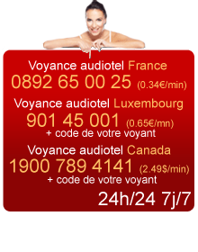 banni�re telephone Voyance